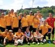 Летняя футбольная академия с изучением английского языка