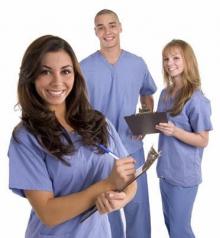 медсестра в Канаде